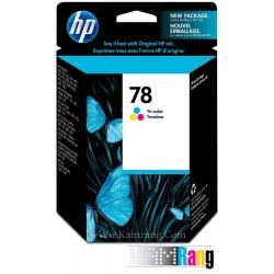 کارتریج جوهرافشان HP 78 رنگی