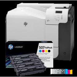 کارتریج پرینتر لیزر رنگی اچ پی M551 سری کامل