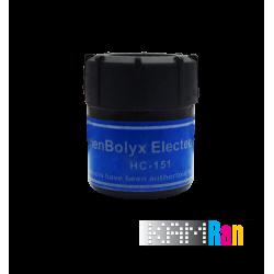 خمیر سیلیکون شبکه ای آبی مدل HC-151