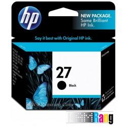 کارترج جوهرافشان HP 27