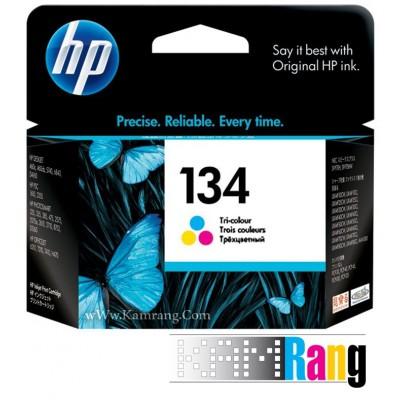 کارتریج جوهرافشان HP 134 رنگی