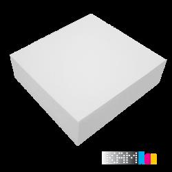 کاغذ یادداشت سفید 10x10