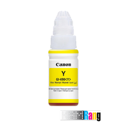 جوهر اورجینال زرد برای پرینتر کانن G4100
